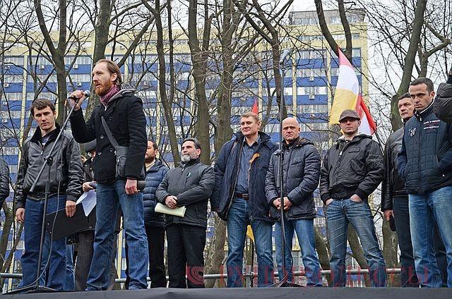 Замглавы Одесской ОГА Гайдар заставили покинуть избирательный участок - Цензор.НЕТ 2759